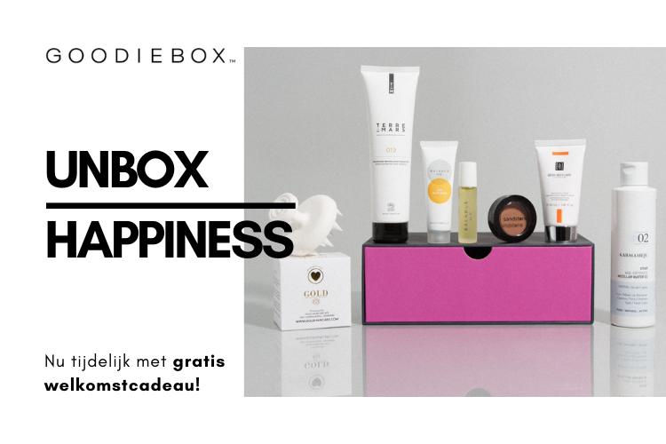 Goodiebox, beste van Nederland