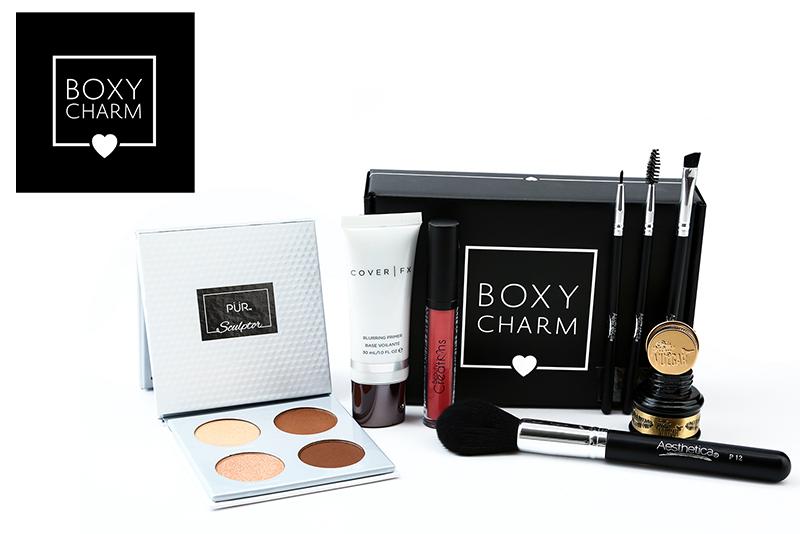 Boxycharm & Boxyluxe beauty box