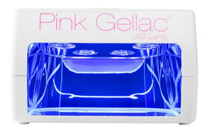 Gellak compact led lamp